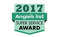 Angie's List 2017 - Super Service Awards